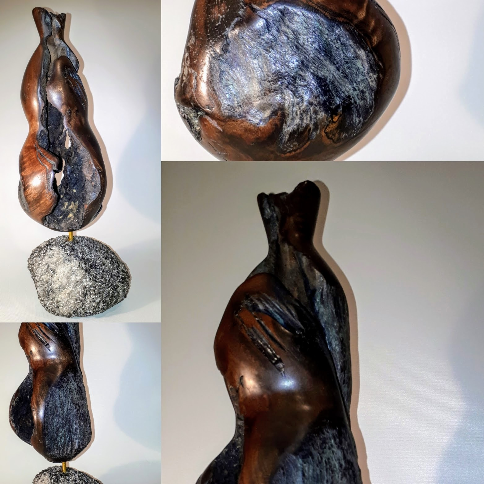 Woodturned Art