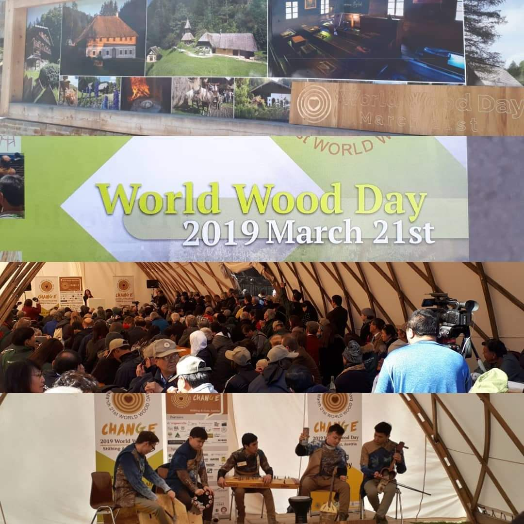 World Wood Day Graz Austria