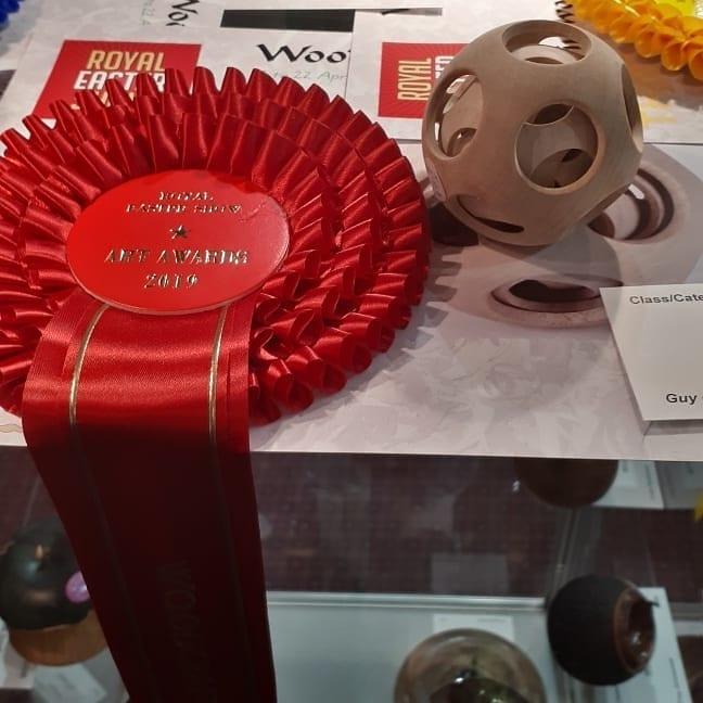 award winning Captive Sphere
