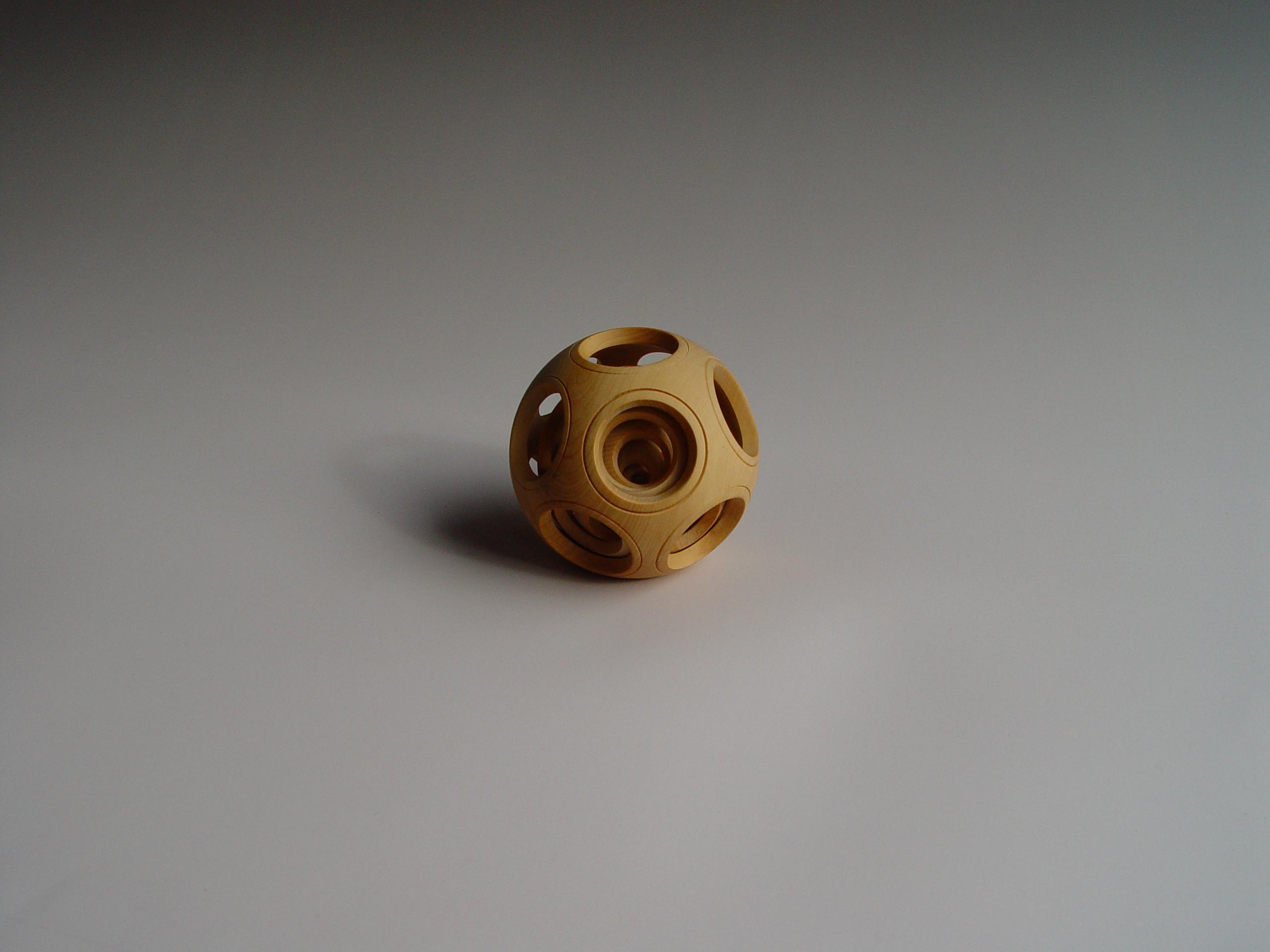 Captive Sphere