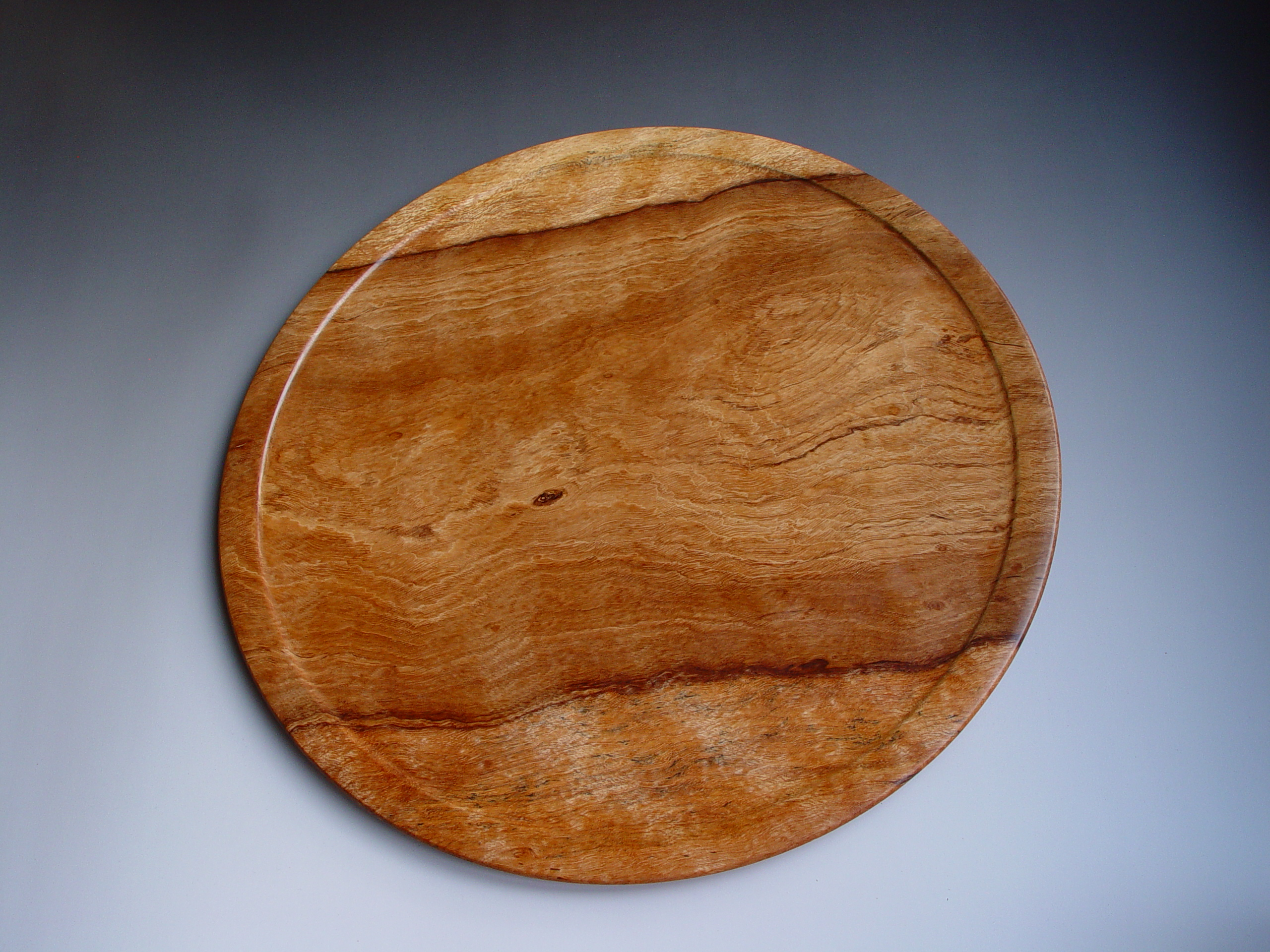 Black Maire Plate