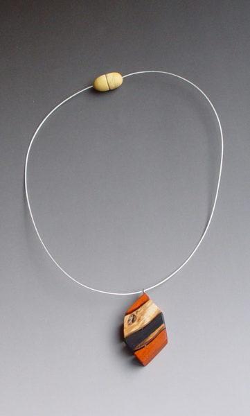 Combination Timber Pendant