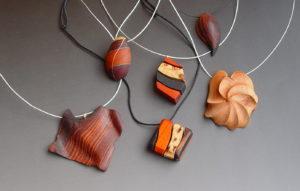 Rare wooden Jewelery