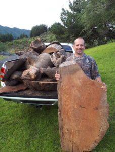 Native New Zealand Timber